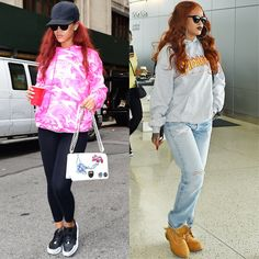 Rihanna Takes a Streetwear Favorite to New Heights