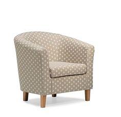 buy home fabric tub chair lagoon at argos co uk visit argos co uk