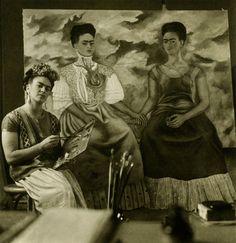 """""""I am my own muse"""" Frida Kahlo"""