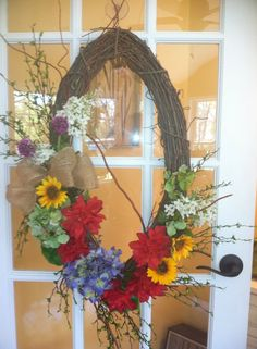 New Summer Wreath