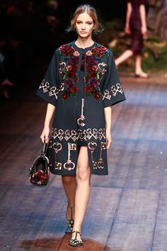 Rich Tapestry (a first look at fall trends)