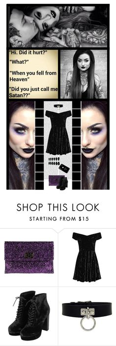 """""""DID YOU JUST CALL ME...?!"""" by irresistible-livingdeadgirl ❤ liked on Polyvore featuring мода, Anya Hindmarch, Boohoo, Topshop, couple, emo, bands, motionlessinwhite, Joshbalz и band"""