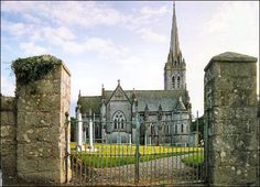 Myshall & Drumphea Parish, Co. Carlow, Ireland - Churches - Adelaide Memorial Church