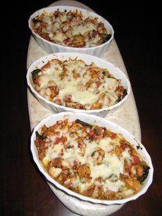 Chicken Chile Relleno Casserole
