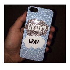 My new tfios phone case