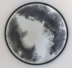 Vast Constellation Mirror | From a unique collection of antique and modern wall mirrors at http://www.1stdibs.com/furniture/mirrors/wall-mirrors/