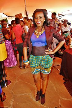Kitenge meets Fashion