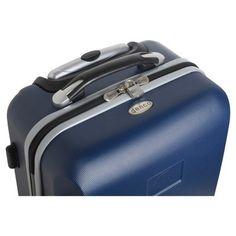 NFL Arizona Cardinals Mojo Carry-On Hardcase Spinner Luggage - Navy