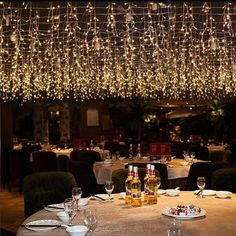 Led Lights String Lights Ice Curtain Lights Christmas New Year Holiday Wedding Decoration Outdoor Lighting Waterproof Waterfall Lights Buy Led Lights, Led Curtain Lights, Led Fairy Lights, Hanging Lights, String Lights, Light String, Long Lights, Icicle Christmas Lights, Holiday Lights