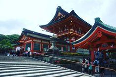 Down from Fushimi Inari taisha Kyoto. #Kyoto #HypeinJapan #HypeinTokyo