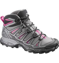 Salomon X Ultra Mid 2 GTX Womens Hiking Boots