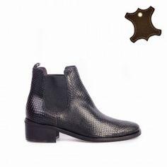 Промо Кожа :: Дамски обувки от естествена кожа Chelsea Boots, Ankle, Shoes, Fashion, Moda, Zapatos, Wall Plug, Shoes Outlet, Fashion Styles