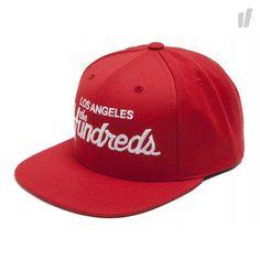 The Hundreds Forever Team Snapback Cap - http://www.overkillshop.com/de/product_info/info/11206/
