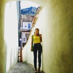 #wheninbrasov #brasov #ig_Romania #dailypicture #vsco #vscocam #igers #ig_daily #amazing #sunnydays #blondie #Romania #romaniangirl @ralucaezaru