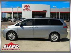 2011 Toyota Sienna, 54,888 miles, $26,795.
