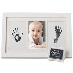 Precioso kit de marco de huella de manos y pies de bebé -... https://www.amazon.es/dp/B01GJ9VNJC/ref=cm_sw_r_pi_dp_x_lrpyybYPXEAJ6