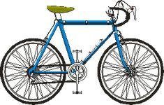 logotipo de desayuno a domicilio en #bicicleta - Breakfast courier logo @biciprix