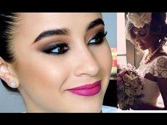 Smokey NOVIA MODERNA ! Maquillaje paso a paso + Tips! - YouTube