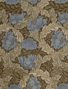 William Morris *to try for my next porcelain carving William Morris Wallpaper, William Morris Art, Morris Wallpapers, Motifs Art Nouveau, William Morris Patterns, Heart Illustration, Dragonfly Art, Art And Craft Design, Textures Patterns