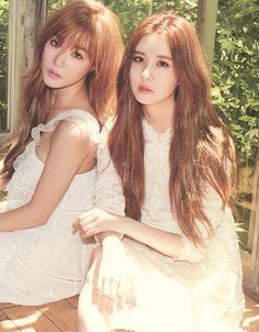 SNSD, Girls Generation TaeTiSeo Tiffany Seohyun