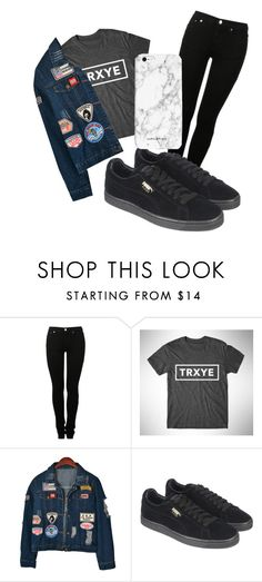 """Troye sivan"" by taynasia on Polyvore featuring MM6 Maison Margiela, Chicnova Fashion and Puma"
