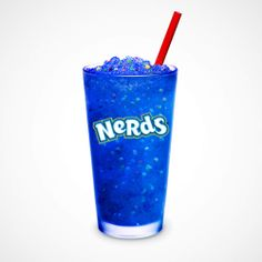 Sonic is now putting Nerds in slushies.