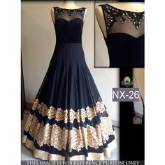 Shop Mr&mrs  Multi Choice Gown Collection ( Nx-26) by Mr & Mrs Creation online. Largest collection of Latest Dresses, Gowns and Kaftans online. ✻ 100% Genuine Products ✻ Easy Returns ✻ Timely Delivery