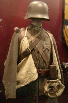 Late-war Austro-Hungarian uniform