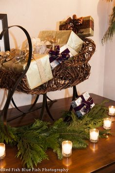 Christmas Party Decorations #christmas #decor