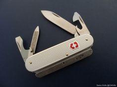 Victorinox +B Cadet Firesteel (Swiss Bianco) Swiss Army Knife