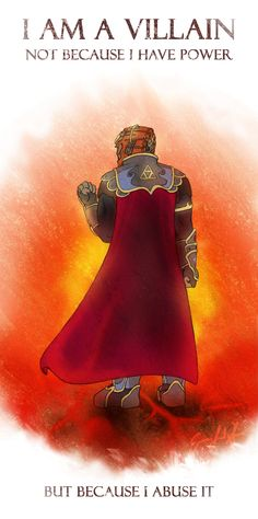 The Legend of Zelda | Ganondorf by They-Are-Not-Stars
