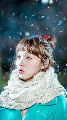 Weightlifting Fairy Kim Bok Joo - She's adorkable. Lee Sung Kyung, Lee Jong Suk, Weightlifting Fairy Kim Bok Joo Wallpapers, Weightlifting Kim Bok Joo, Weighlifting Fairy Kim Bok Joo, Joon Hyung, Swag Couples, Kim Book, O Drama