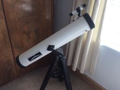 #Original #tasco astronomical #telescope 76 x 700 three eyepieces &  tripod,  View more on the LINK: http://www.zeppy.io/product/gb/2/361751589684/