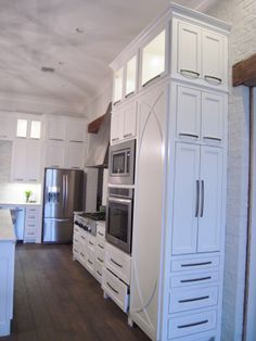 Custom Kitchen by Wooden Specialties