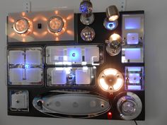 Our LED lights, we buy direct from Source LED.  They fit in RV's and Boats.  Contact us for more information