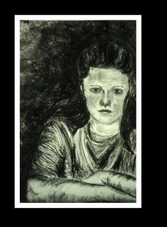 #Drawings; #Charcoal drawings. By Shae Martinez. All rights reserved.