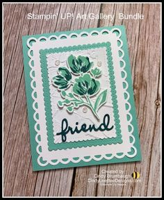 Stampin' UP! Art Gallery with so much more!   Cindy Lee Bee Designs
