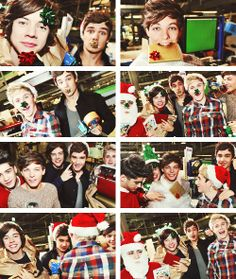 One Direction-Merry Christmas