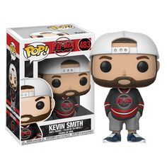 Funko Pop! #483 Fatman Kevin Smith (2017 Comikaze Exclusive)