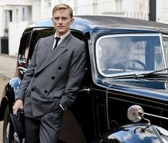 Neil Jackson as Harry Spargo in Upstairs Downstairs