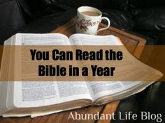 I am so glad that I ha e kept up with my plan to read the bible in a year. I love my early morning time with God. Bible In A Year, Spiritual Wellness, Spiritual Growth, 2015 Goals, 100 Things To Do, Bible Love, Abundant Life, Adhd Kids, Christian Quotes