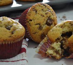 Colacorelinha por Ma Stump » Arquivos » Receita fácil de muffins de chocolate