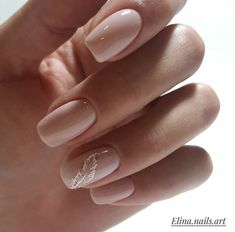 """If you're unfamiliar with nail trends and you hear the words """"coffin nails,"""" what comes to mind? It's not nails with coffins drawn on them. It's long nails with a square tip, and the look has. Elegant Nails, Stylish Nails, Trendy Nails, Nude Nails, Pink Nails, Neutral Nails, Coffin Nails, Nails Turquoise, Subtle Nails"""