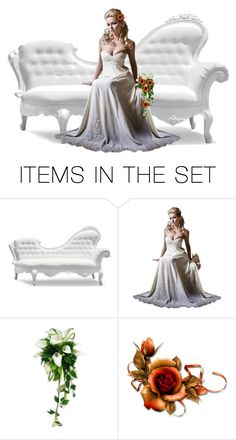 """""""my wedding day"""" by kim-coffey-harlow ❤ liked on Polyvore featuring art"""