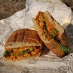 Earl of Sandwich's Chipotle Chicken Avocado