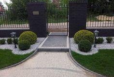 Low maintenance yard idea - All For Garden Outdoor Landscaping, Front Yard Landscaping, Back Gardens, Outdoor Gardens, Low Maintenance Garden, Garden Planning, Garden Projects, Garden Inspiration, Beautiful Gardens