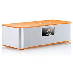 Special Offers - Bluetooth SpeakersAEDILYS HIFI DTS-HD Technolog Portable Wireless Bluetooth Speaker Stereo (Orange) - In stock & Free Shipping. You can save more money! Check It (June 29 2016 at 06:53AM) >> http://hometheatersusa.net/bluetooth-speakersaedilys-hifi-dts-hd-technolog-portable-wireless-bluetooth-speaker-stereo-orange/