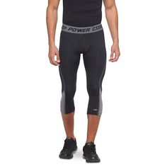 C9 Champion® Men's Power Core Compression 3/4 Tights SIZE L
