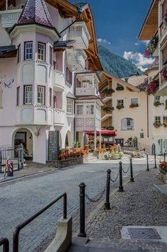 Moena, Trento, Trentino Alto Adige, Italy #ItalyVacation