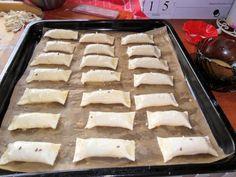 Slané závitky z lístkového cesta (fotorecept) - obrázok 5 Dairy, Cheese, Food, Basket, Essen, Meals, Yemek, Eten